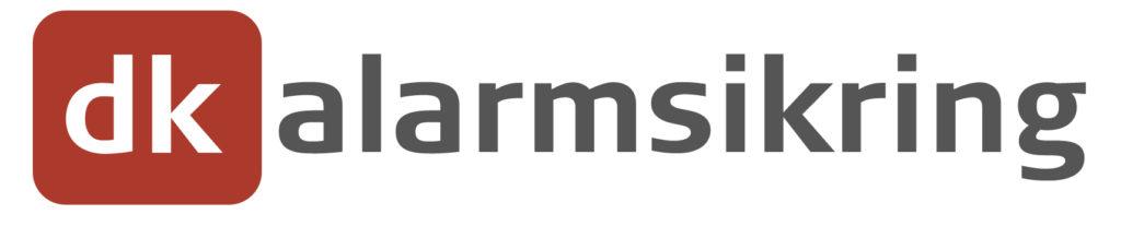 dk alarmsikring logo